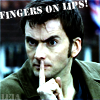 Tenth Doctor Icon 9 by CarrieLeFey316