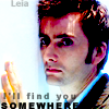 Tenth Doctor Icon 10 by CarrieLeFey316