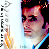 Tenth Doctor Icon 11 by CarrieLeFey316