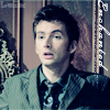 Tenth Doctor Icon 12 by CarrieLeFey316