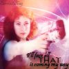 River Song Icon by CarrieLeFey316