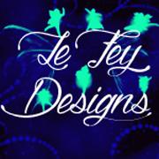 Le Fey Designs Logo by CarrieLeFey316