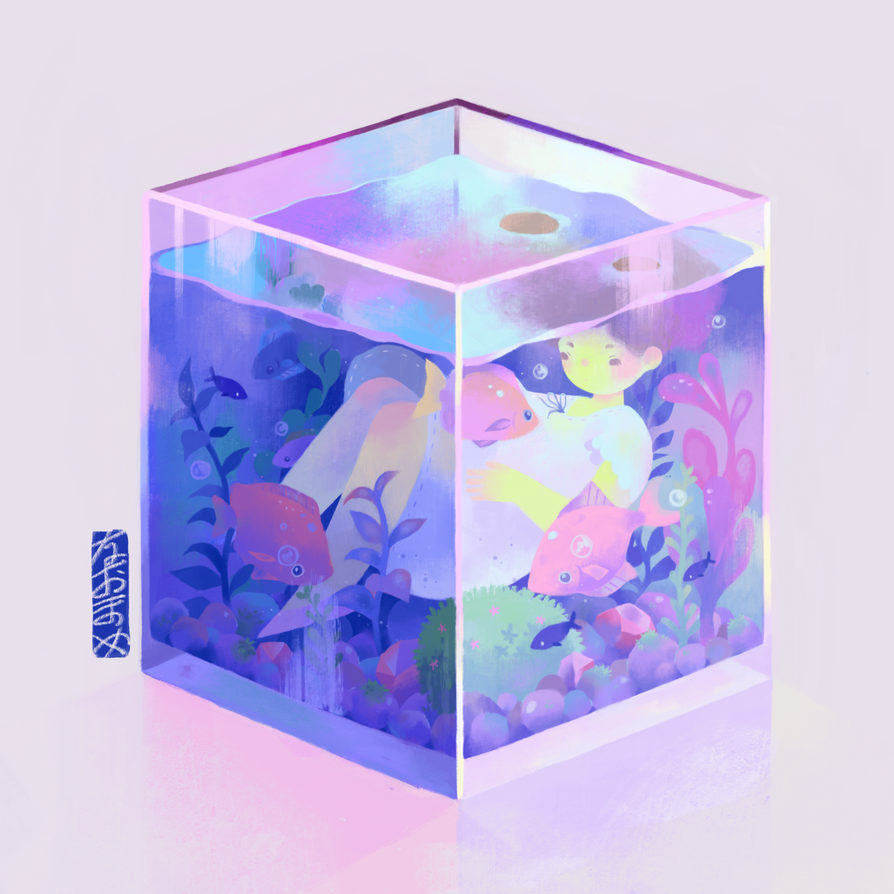 Submerge by Naomame