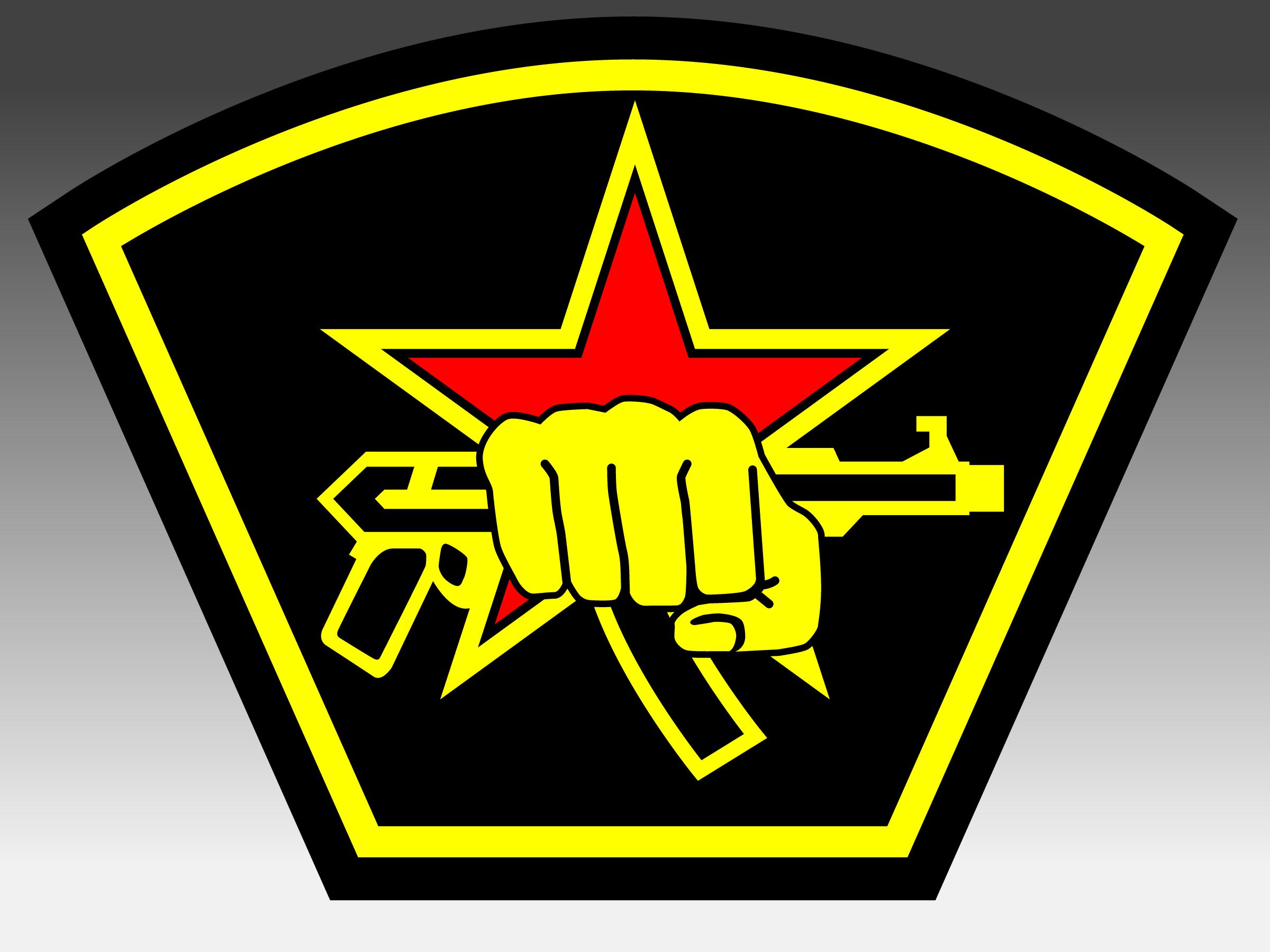 Official Spetsnaz Logo Spetsnaz Shoulder Patch by