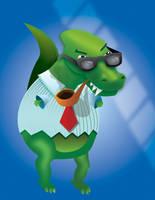 Boss Rex by Artiphax