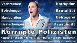 Polizei Bielefeld Kreispolizeibehoerde Polizisten
