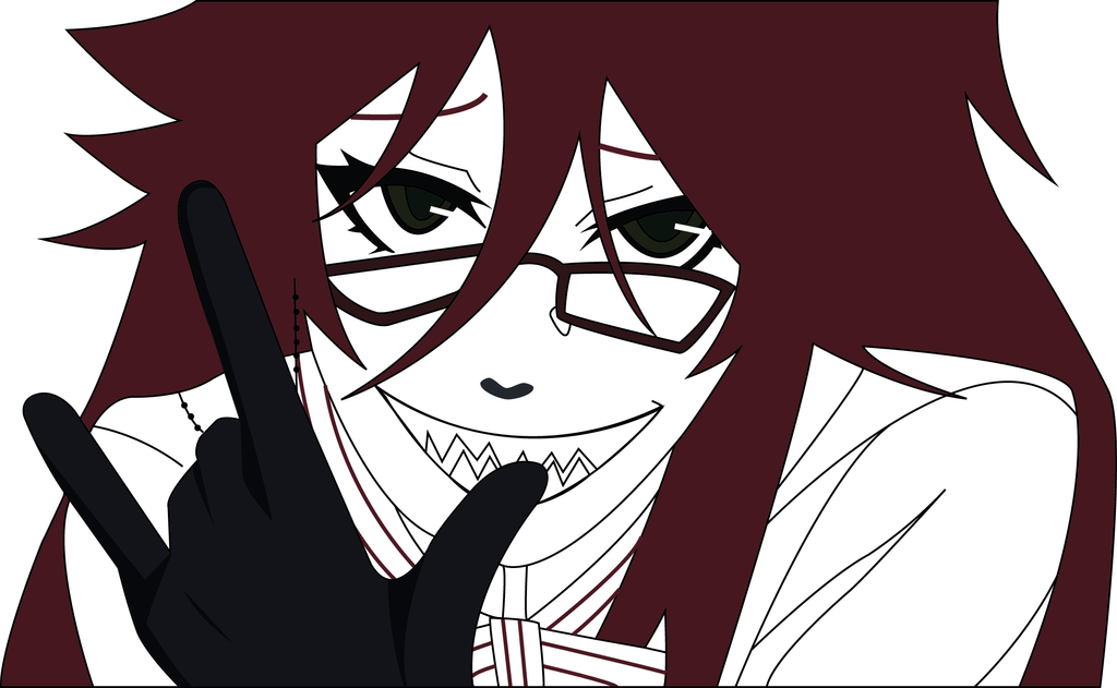 grell by loveandpeacecifer