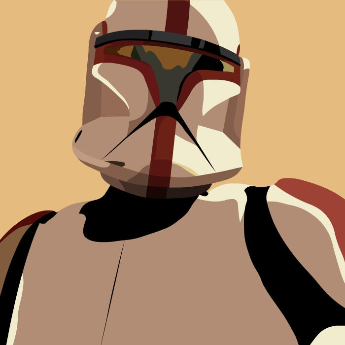 StarWars Clone Trooper 1 by legsley