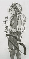 YJ Artemis by LittleWheat