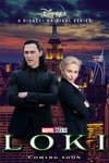 Fan Poster for Loki TV Series