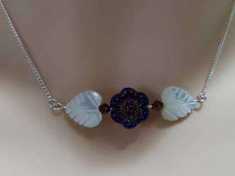Wild Rose Pendant necklace