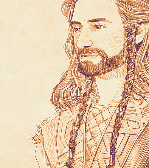Thorin Hearteyeshield by Enderkichi