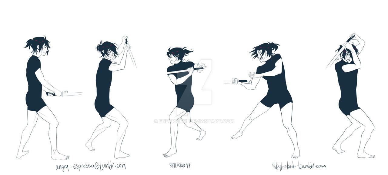 NTB-Swordy Keef by Enderkichi