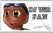 DJWill Fan My Stamp by DJWill