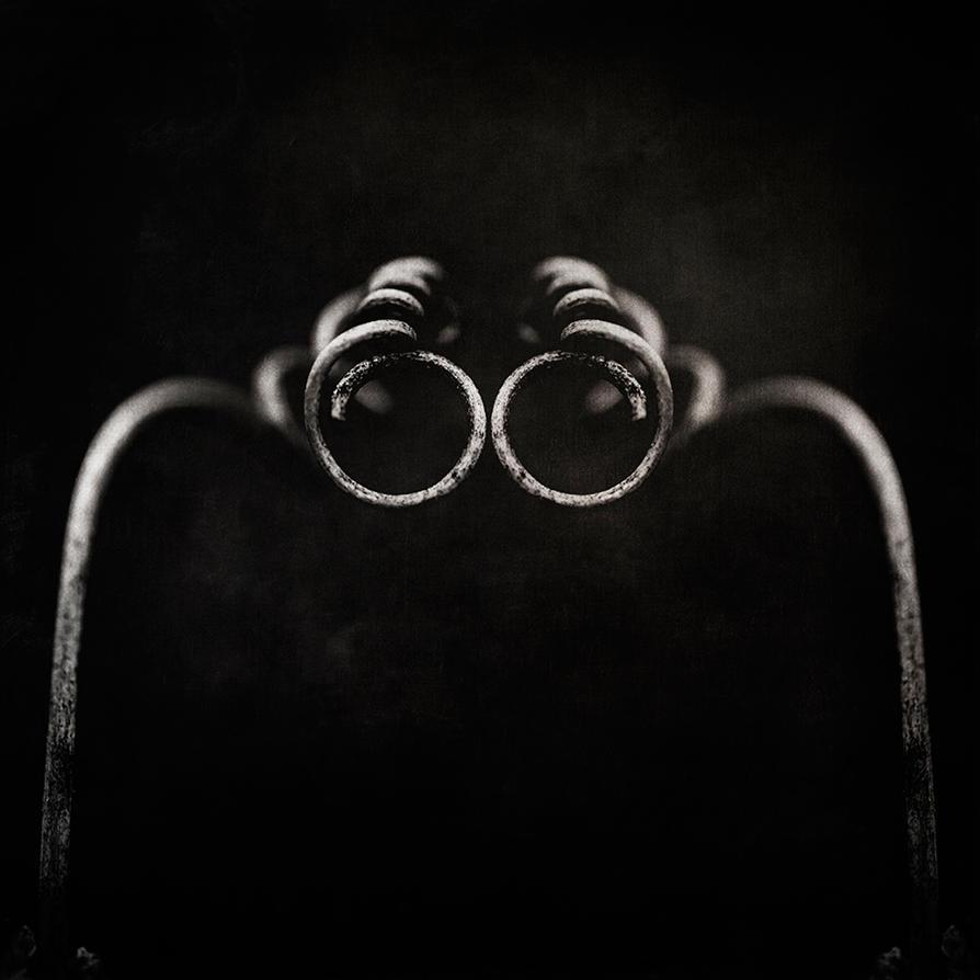 spider glasses by baspunk