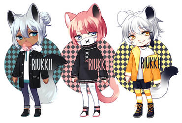 OPEN Adopts SET PRICE by Riukkii