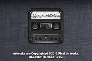 Voice Memos icon by jays838