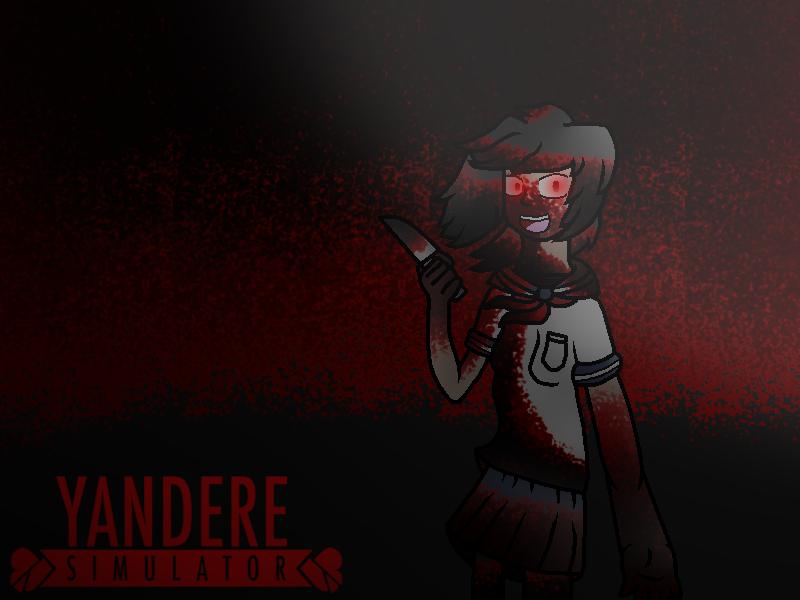 Yandere Chan by marigetta777