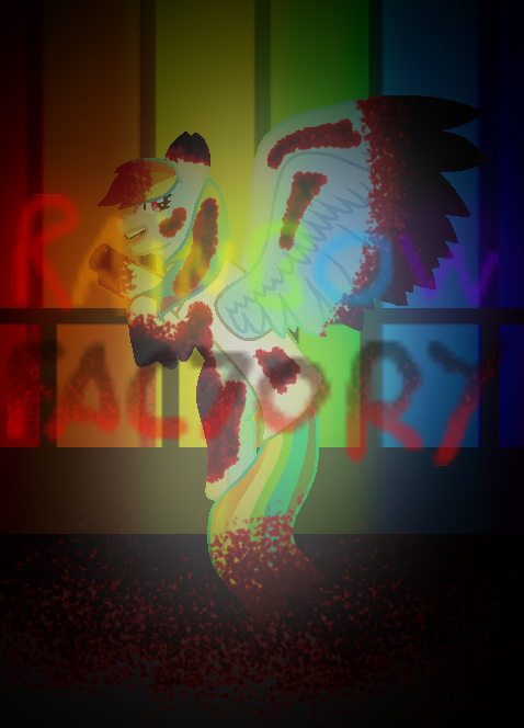 Rainbow Factory by marigetta777
