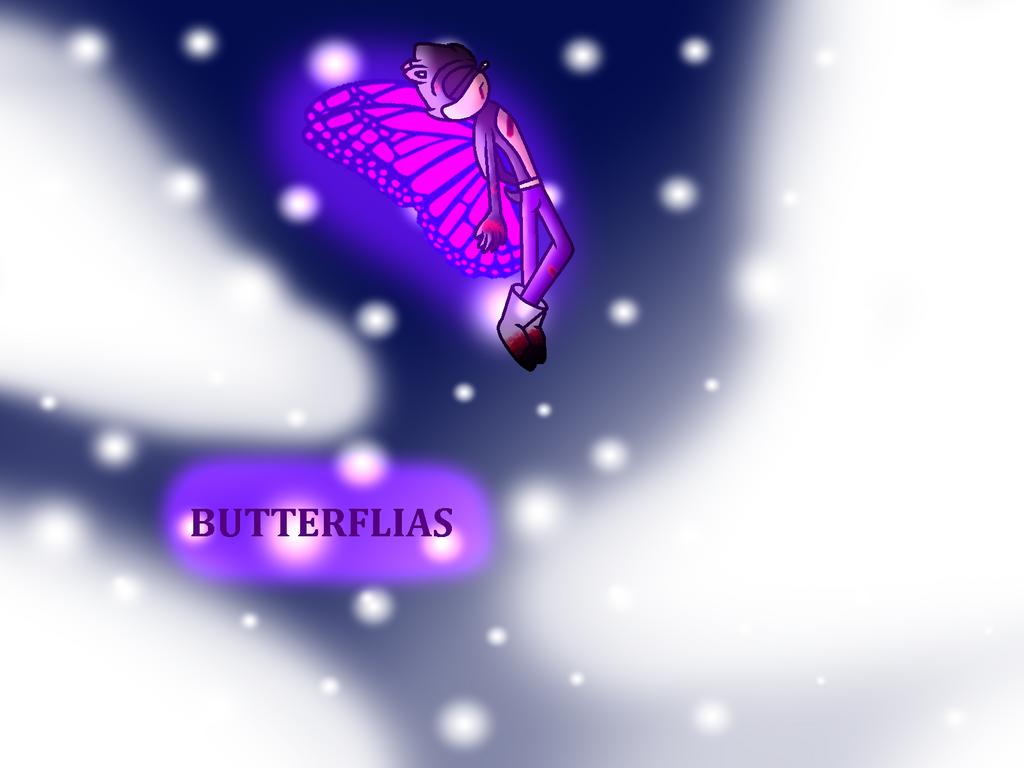 Butterflies by marigetta777