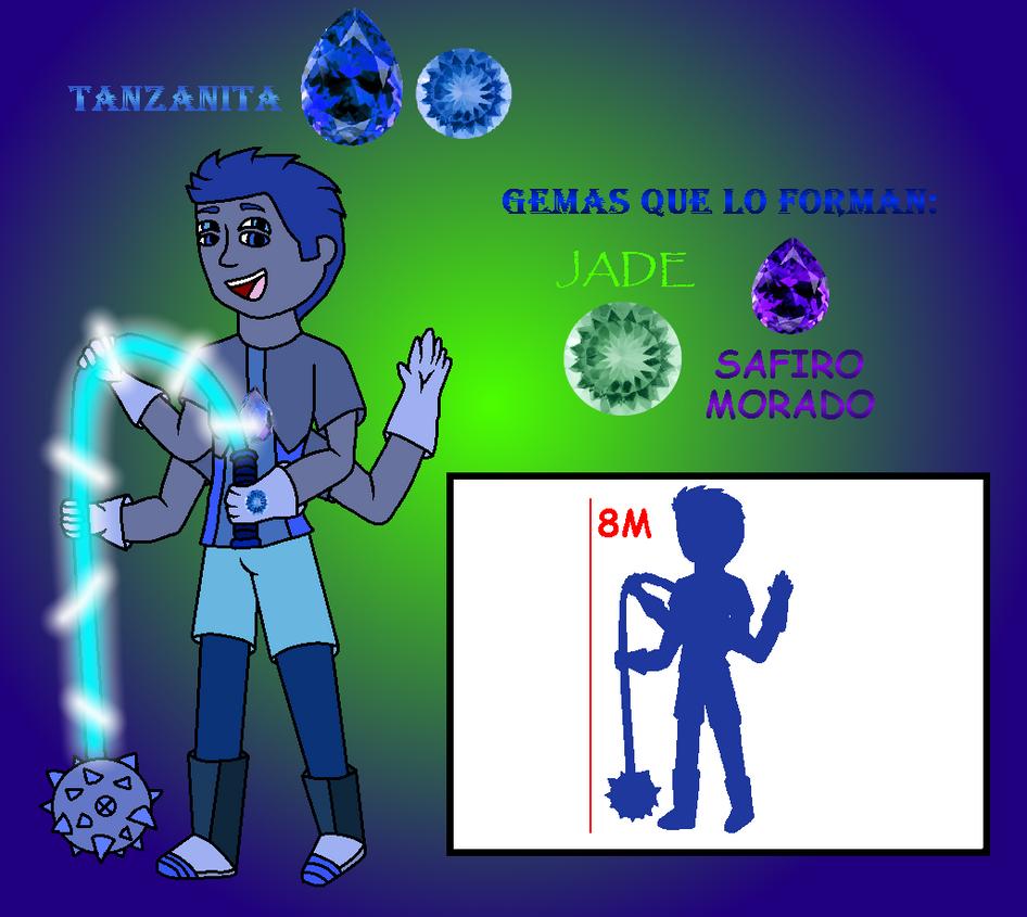 Tanzanita by marigetta777