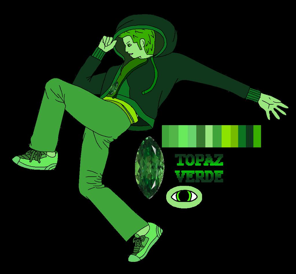 Colores De Topaz Verde by marigetta777