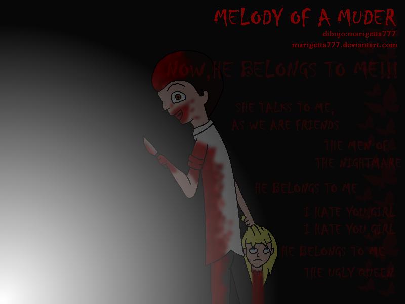 Melody Of a Murder by marigetta777