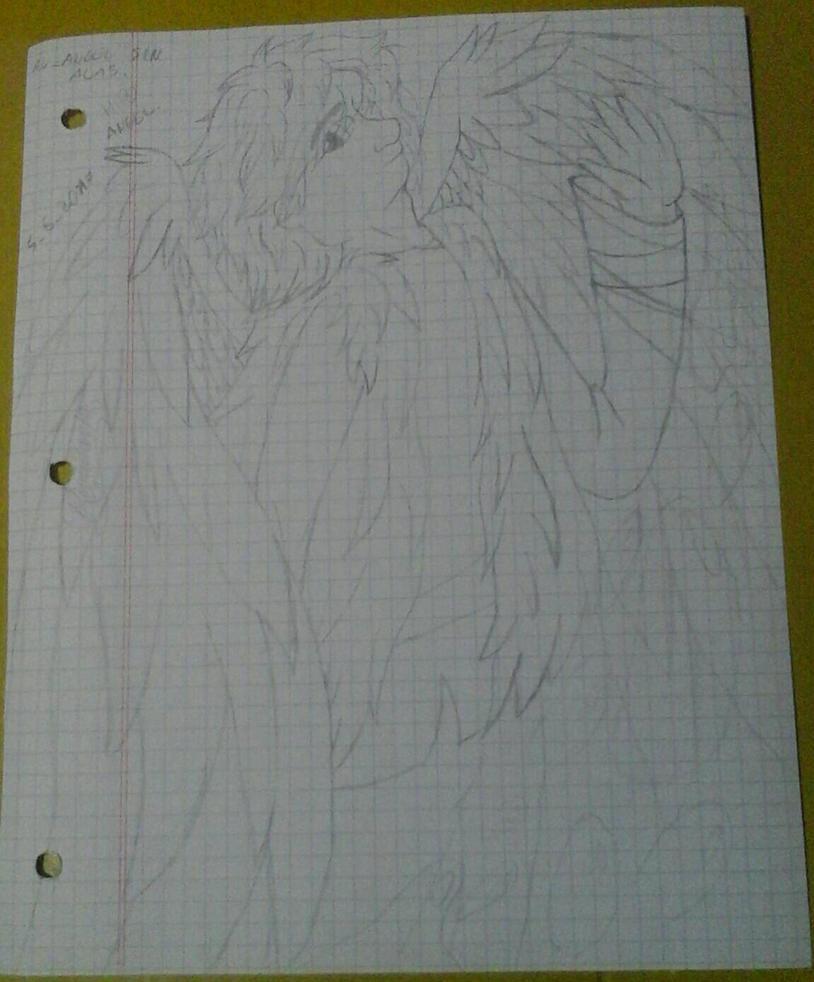hipo angel - httyd au: angel sin alas by marigetta777
