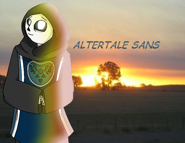 Sans - Altertale Ut Au by marigetta777