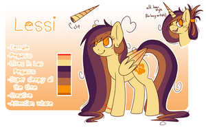 Lessi Reference {2016} by Ruefers