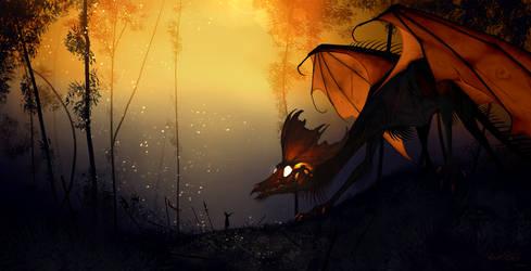 Compassion for a Dragon
