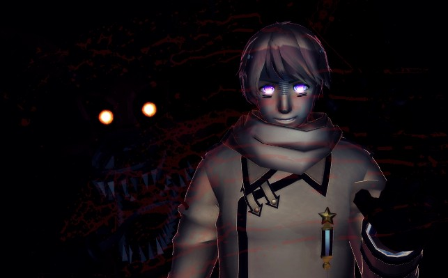 Mmd fnaf hetalia russia and foxy by jaimytime on deviantart for Russian foxy