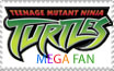 TMNT Mega Fan Stamp by sexypurplebailey