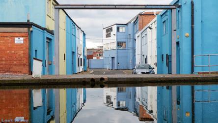 Blue Industrial
