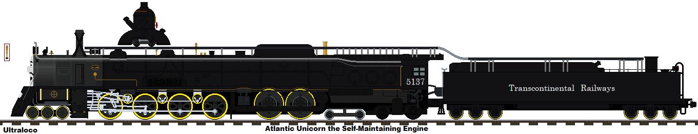 Atlantic Unicorn by Ultraloco