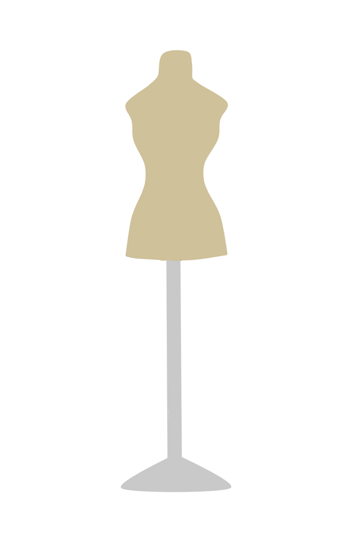 Mannequin Template by KingRefi