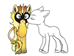 Special Somepony Contest: Monkshood .:OPEN:. by RefiTheNudibranch