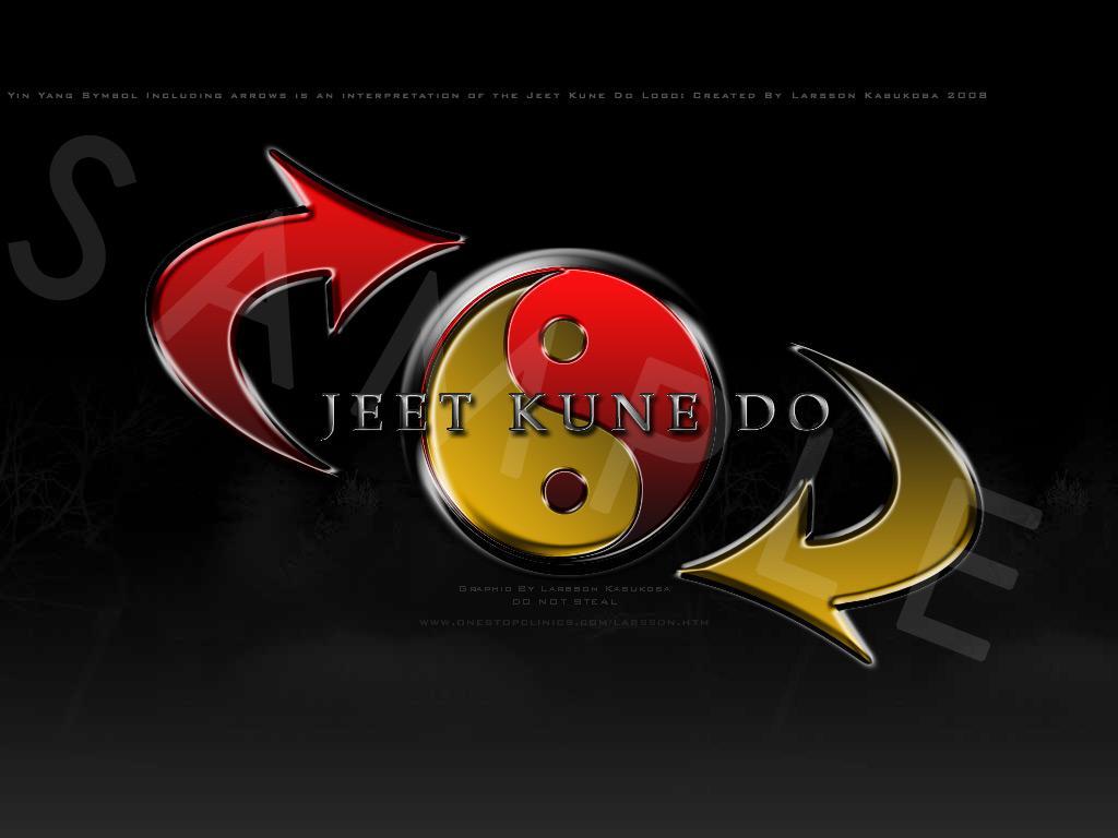 Jeet Kune Do Logo