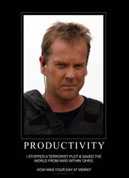 Jack Bauer Meme: Productivity by F-1