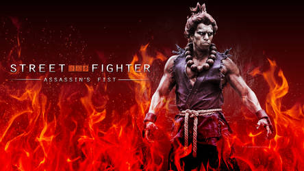 Akuma Street Fighter Assassin's Fist by F-1