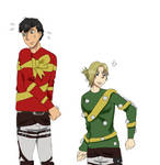 Titan sweaters