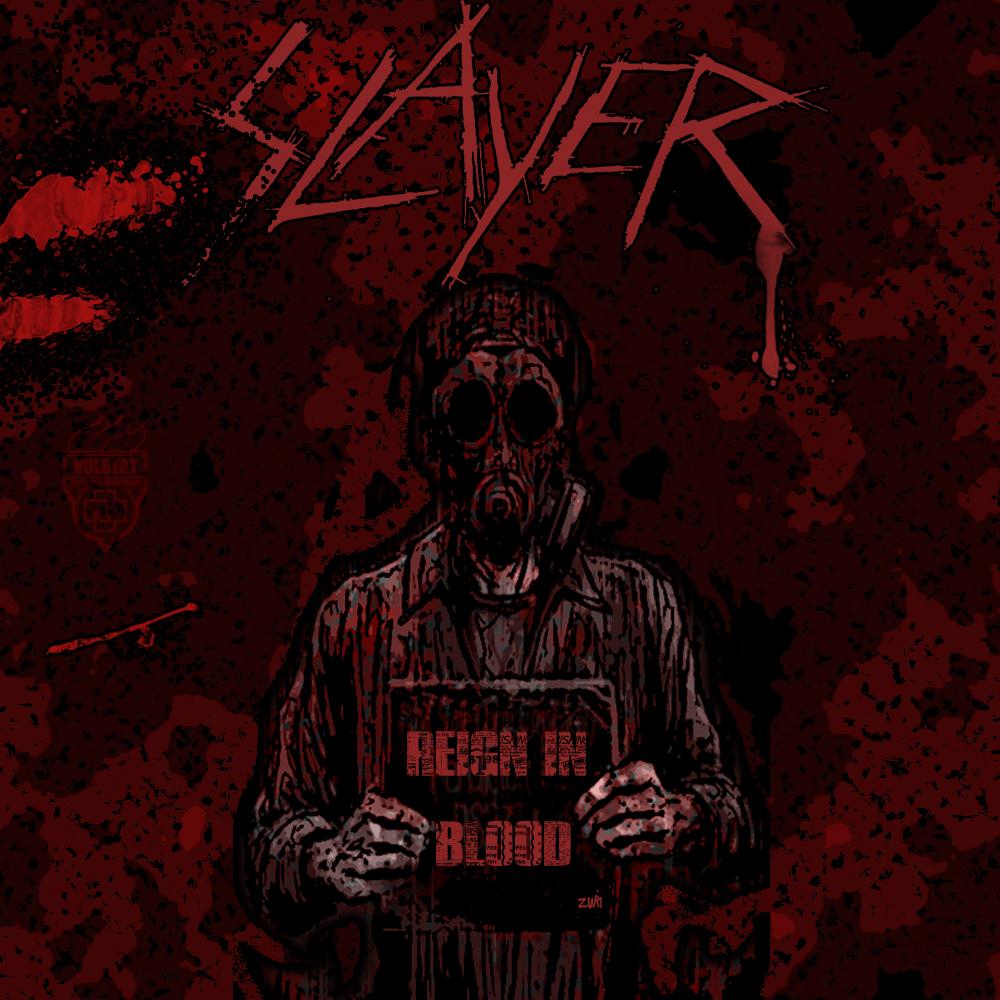 Reign in blood Slayer by ZuriLindemann on DeviantArt