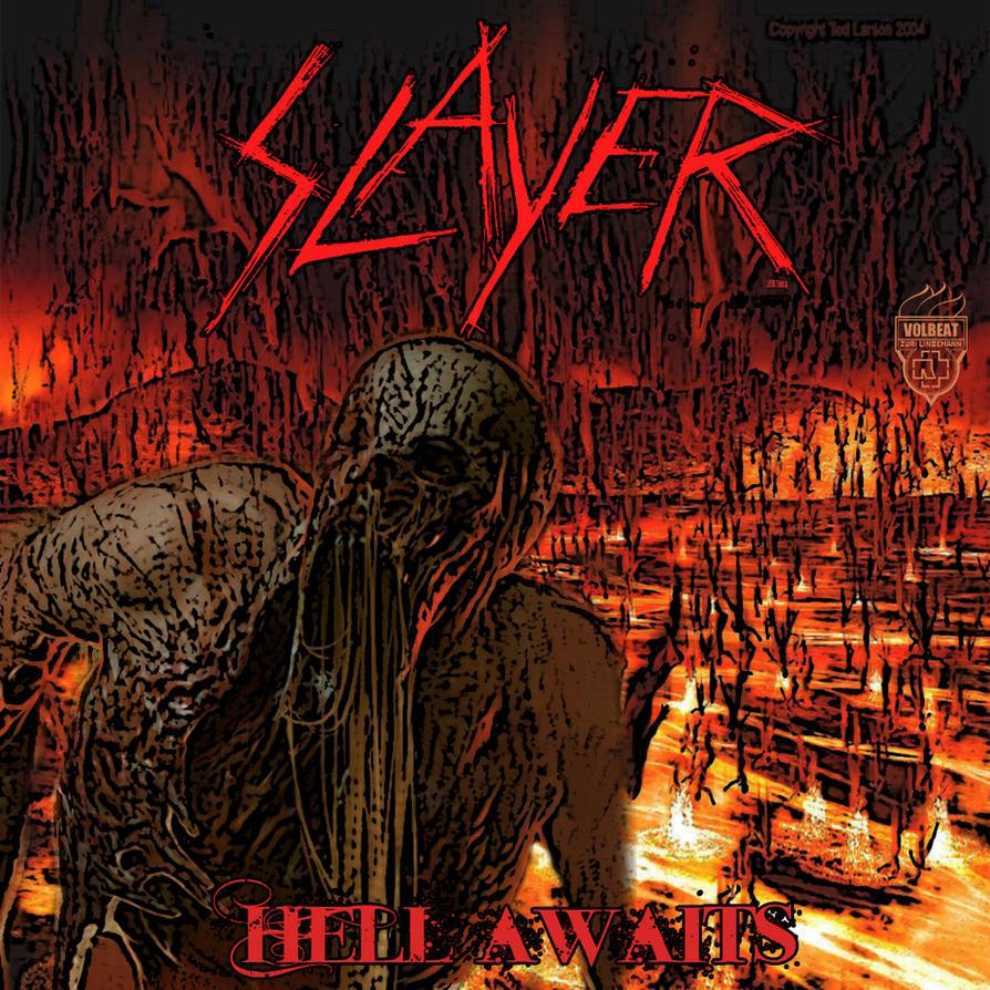Hell awaits Slayer by ZuriLindemann on DeviantArt