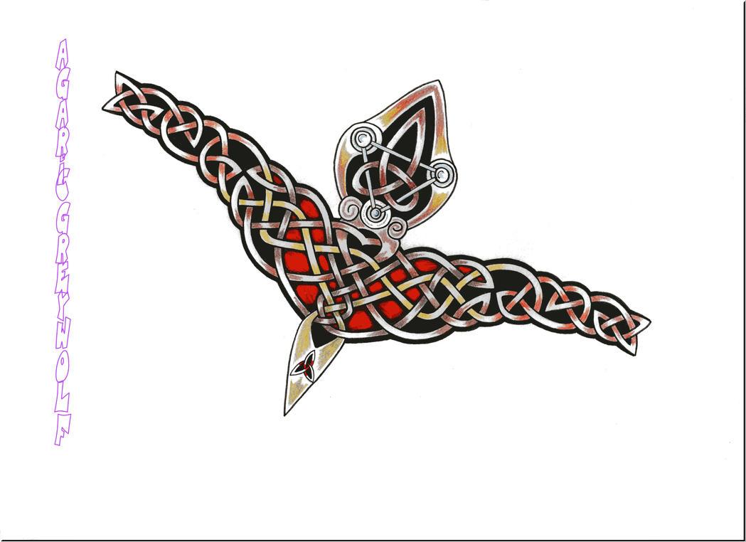 celtic band 2 by agaricgreywolf on deviantart. Black Bedroom Furniture Sets. Home Design Ideas