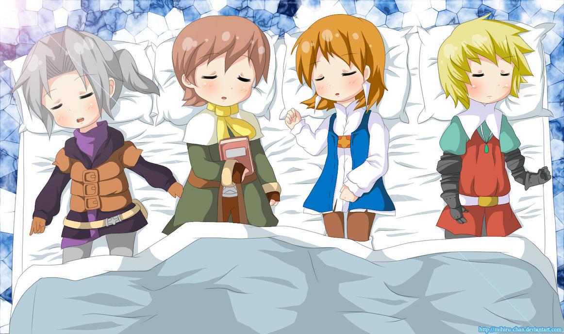 FFIII- Innocence by mihiru-chan