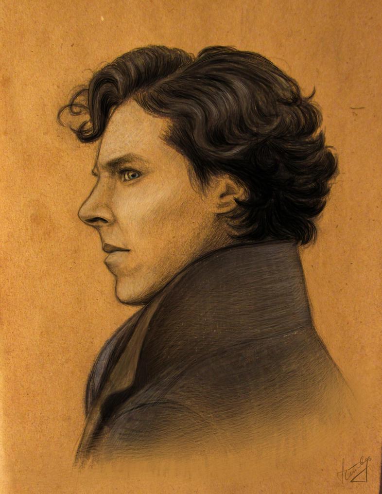 Sherlock again by Felis-Irbis