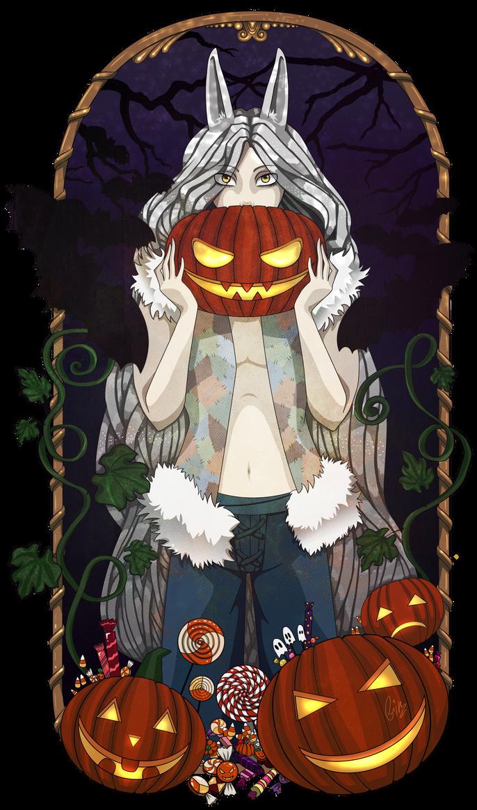 Halloween by BloodRedGin