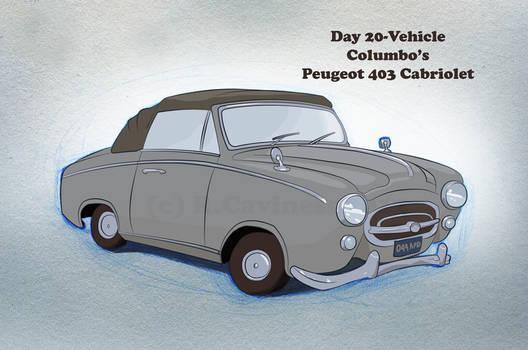 Day 20_Vehicle