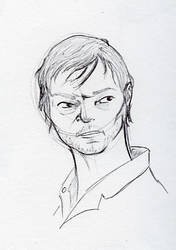 Day 24_TV-Daryl Dixon