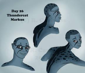 Day 26 Thundercat-Markus